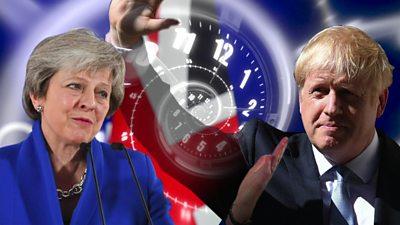 Brexit deadlines
