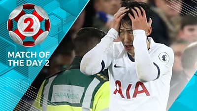 Match of the Day 2 pundit Martin Keown says he doesn't think Son Heung-min should have been sent off for his tackle against Andre Gomes.
