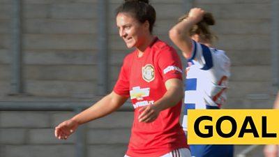 Jess Sigsworth goal
