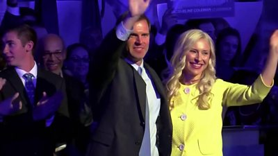 Andy Beshear claims victory in Kentucky's elections