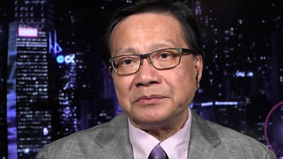 Prof Anthony Cheung, Hong Kong's former housing and transport secretary