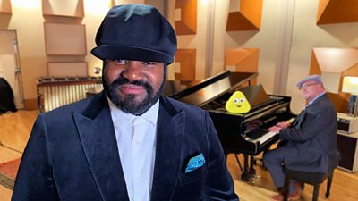 Gregory Porter - Moon River