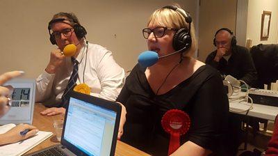 Labour's Jane Aitchison