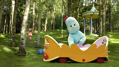 Where Can Igglepiggle Have a Rest?