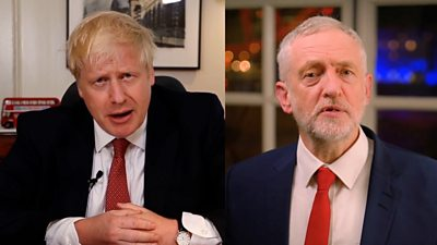 A 'deepfake' video has been make where the PM and Labour leader endorse one another in the election.