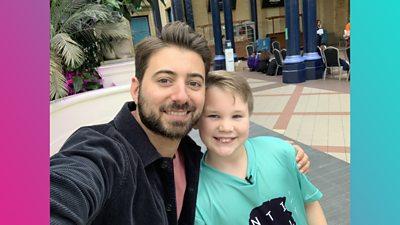 Ricky and Charlie.