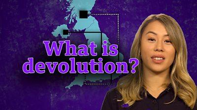 What is devolution?