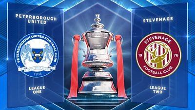 Highlights: Peterborough United 2-0 Stevenage