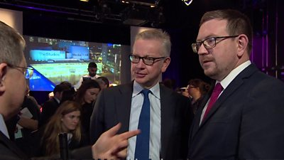 Michael Gove and Andrew Gwynne
