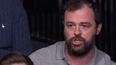 Question Time tax row: 'I'm one of the people Labour will tax more'