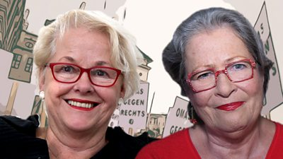 Their lives were shaped by Austria's wartime past and they're determined not to let history repeat itself. We meet the grannies taking on Europe's far-right.