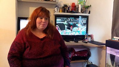 Jennie Manley's life has improved thanks to gaming