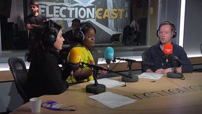 Electioncast studio