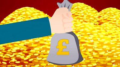 A billion pounds