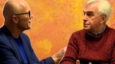 John McDonnell versus John Caudwell
