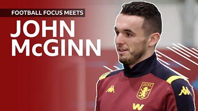 West Ham: 'I didn't believe in myself' - John McGinn on watching himself on MOTD