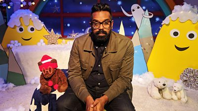 Romesh Ranganathan - Henry and the Yeti