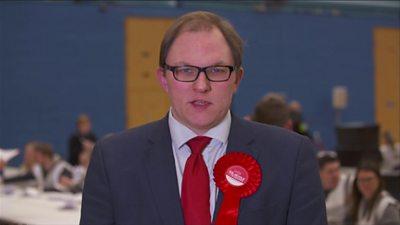 Labour's Gareth Snell
