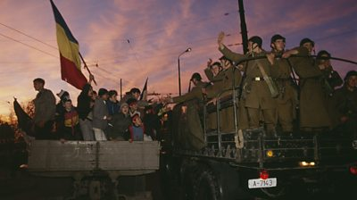 Army and people during the Romanian Revolution