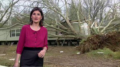 Helen Willetts presents an update on US tornadoes