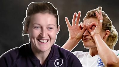 England: How Phil Neville changed Ellen White's game