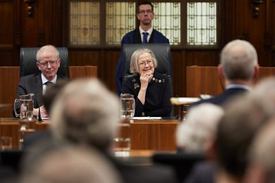 Lady Hale: 'Not everyone thinks I'm such a good thing'
