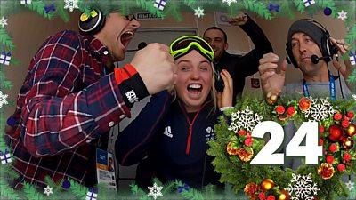 BBC Sport Winter Olympics commentary team