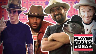 Beckham, LeBron & Bieber - Meet 'the GOAT' of hat making