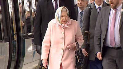 The Queen at King's Lynn Station