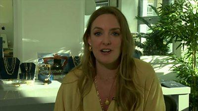 CEO of Missoma, Marisa Hordern