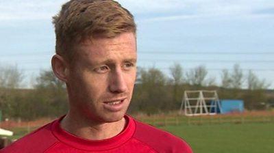 Swindon hope to keep 'Ginger Pele'
