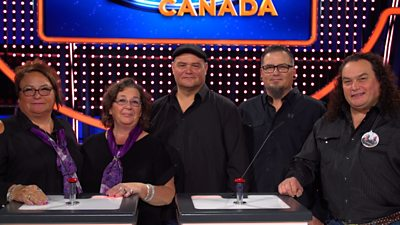 Reunited siblings team up for game show