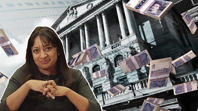 BBC economics correspondent Dharshini David