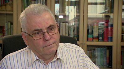 Peter Humphrey.