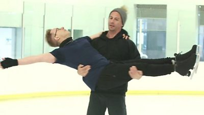 Dancing on Ice competitors