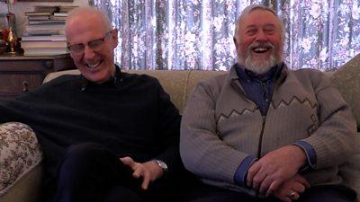 Chris and Alan