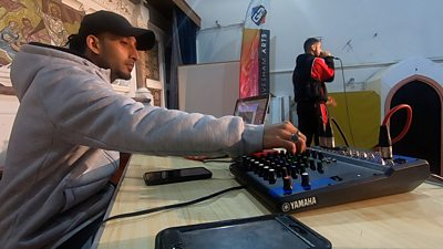 Rappers' collective in Gravesend