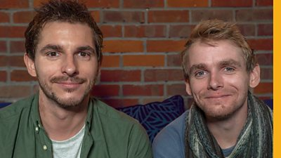 Rhys and Ryan
