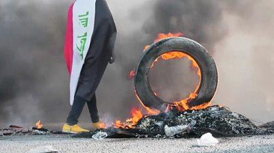 Iraq ends year in political turmoil