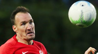 Larne and Carrick share spoils at Inver