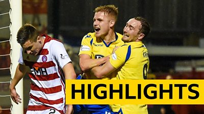 Highlights: Hamilton 0-1 St Johnstone