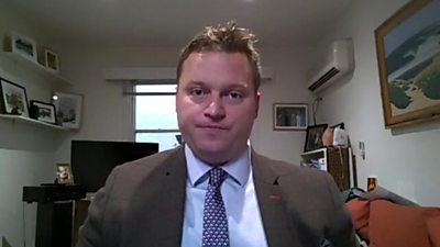 Lawyer Michael Polak