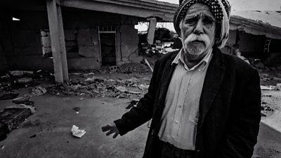 Iraqi man