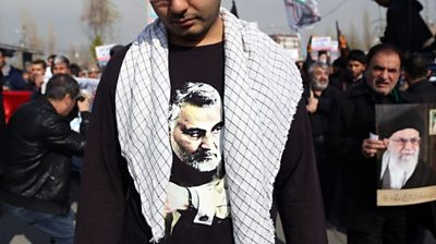 Qasem Soleimani: Who was Iran's 'rock star' general?