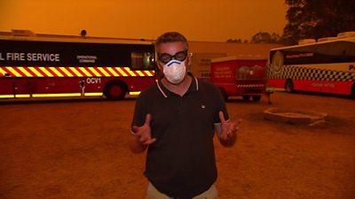 The BBC's Phil Mercer in Australia