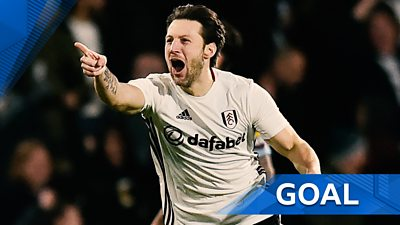 What a goal! - 'Fantastic' Arter strike gives Fulham victory against Villa
