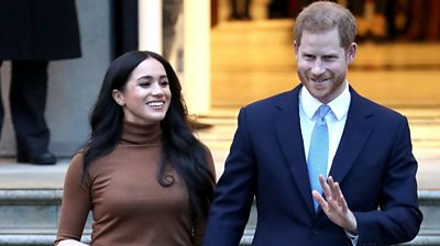 Harry and Meghan make decision to step back as 'senior royals'