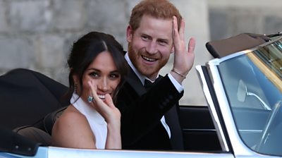 Harry and Meghan: 'Nothing like this has ever happened before'