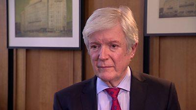 BBC director general Tony Hall.