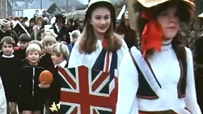 Ivybridge in Devon held a parade when the UK joined the EEC in 1973. How do they feel about Brexit?